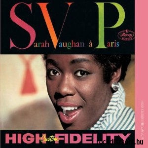 Sarah Vaughan - Sarah Vaughan á Paris CD