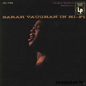 Sarah Vaughan - In Hi-Fi CD