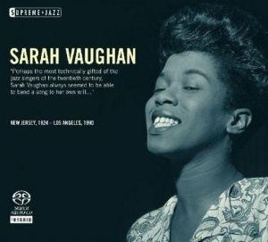 Sarah Vaughan - Supreme Jazz SACD