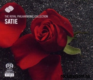 Erik Satie - Works for Solo Piano SACD