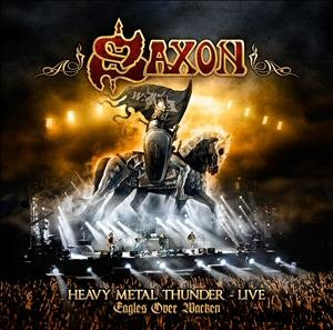 Saxon - Heavy Metal Thunder - Live - Eagles Over Wacken 3LP
