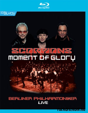 Scorpions - Moment Of Glory - Berliner Philharmoniker - Live (Blu-ray)