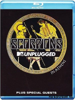 Scorpions - MTV Unplugged in Athens Plus Special Guests Blu-ray Disc