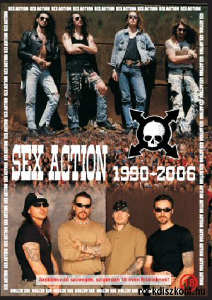 Sex Action - 1990-2006 DVD