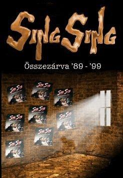 Sing Sing - Összezárva 89-99 - 8CD + 1DVD