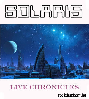 Solaris - Live Chronicles (Vinyl) LP