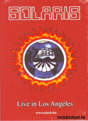 Solaris - Live in Los Angeles DVD
