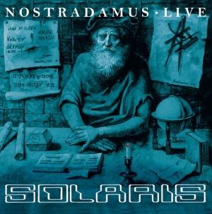 Solaris - Nostradamus Live (180 gram Vinyl) LP