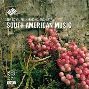 South American Music SACD