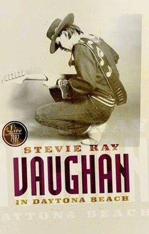 Stevie Ray Vaughan - In Daytona Beach DVD