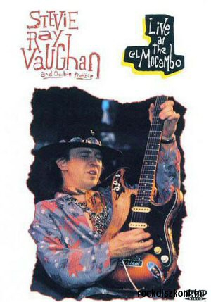 Stevie Ray Vaughan & Double Trouble - Live At The El Mocambo DVD