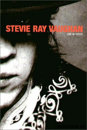 Stevie Ray Vaughan - Live in Tokyo DVD
