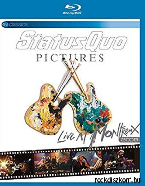 Status Quo - Pictures: Live At Montreux 2009 (Blu-ray)