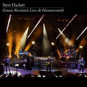 Steve Hackett - Genesis Revisited: Live at Hammersmith 3CD+2DVD Box Set