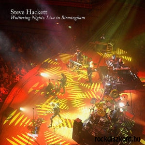 Steve Hackett - Wuthering Nights: Live in Birmingham 2CD+2DVD