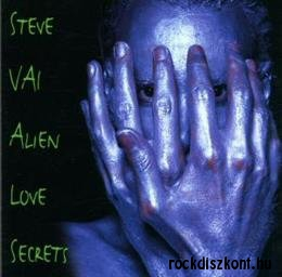 Steve Vai - Alien Love Secrets CD
