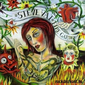 Steve Vai - Fire Garden CD