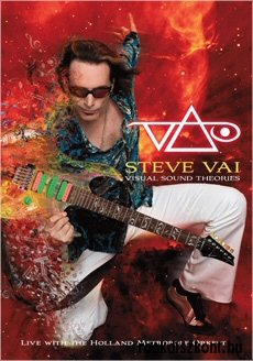Steve Vai - Visual Sound Theories - Live With Holland Metropole Orkest DVD