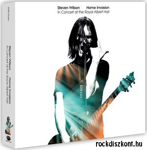 Steven Wilson - Home Invasion: In Concert At The Royal Albert Hall 2CD+Blu-ray