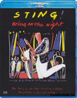 Sting - Bring On The Night BD (Blu-ray Disc)