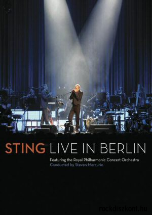 Sting - Live in Berlin BD (Blu-ray Disc)
