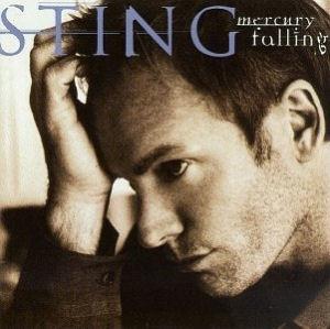 Sting - Mercury Falling (180 gram Vinyl) LP