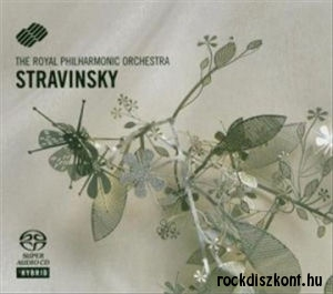 Igor Stravinsky - Rite Of Spring + The Firebird Sutie SACD