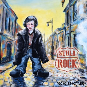 Stula Rock - Örökifjú CD