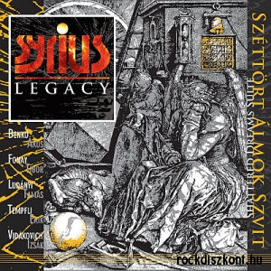 Syrius Legacy - Széttört álmok szvit (Shattered Dreams Suite) CD