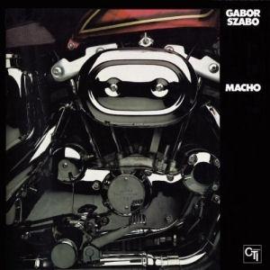 Gábor Szabó - Macho LP