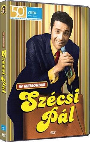 In memoriam Szécsi Pál DVD
