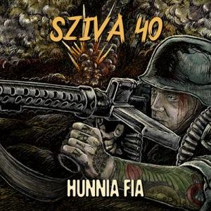 Sziva Balázs - Sziva 40 - Hunnia fia 2CD