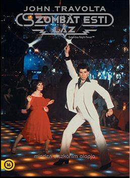 John Travolta: Szombat esti láz (Saturday Night Fever) szinkronizált változat DVD