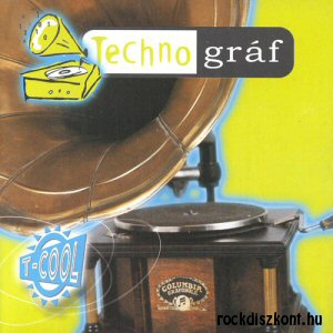 T-Cool - Technográf CD