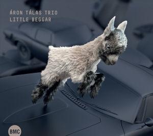 Áron Tálas Trio - Little Beggar CD