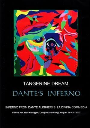 Tangerine Dream - Dantes Inferno  - Inferno from Dante Alighieris La Divina Commedia DVD
