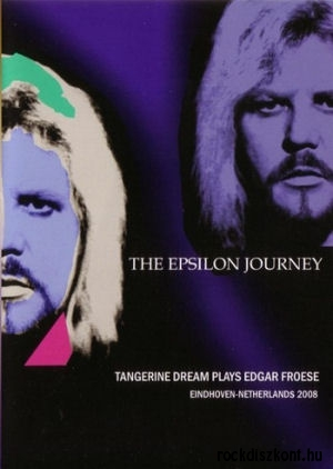 Tangerine Dream - The Epsilon Journey - TD plays Edgar Froese - Eindhoven-Netherlands 2008 DVD