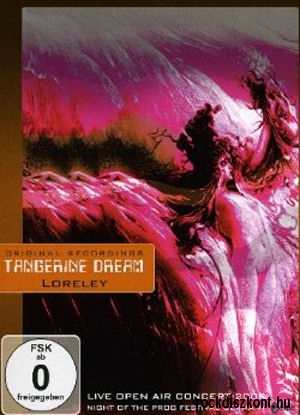 Tangerine Dream - Loreley: Live Open Air Concert 2008 - DVD