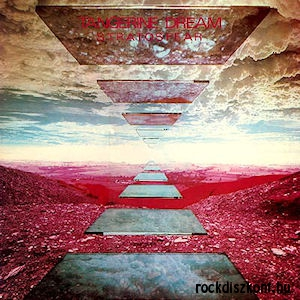 Tangerine Dream - Stratosfear (Vinyl) LP