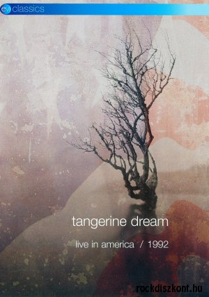 Tangerine Dream - Live In America 1992 DVD
