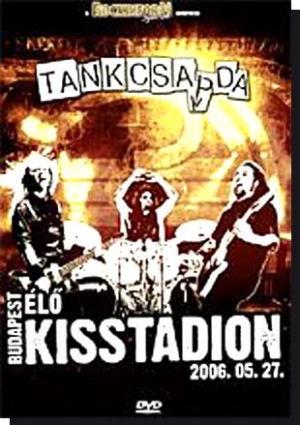 Tankcsapda - Élő Kisstadion 2006 DVD