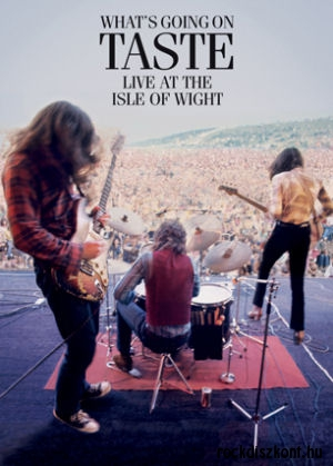 Taste - Whats Going On - Live at the Isle of Wight DVD