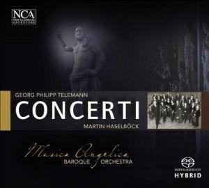 Georg Philipp Telemann - Concerti SACD