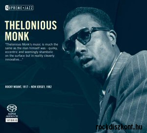 Thelonious Monk - Supreme Jazz SACD