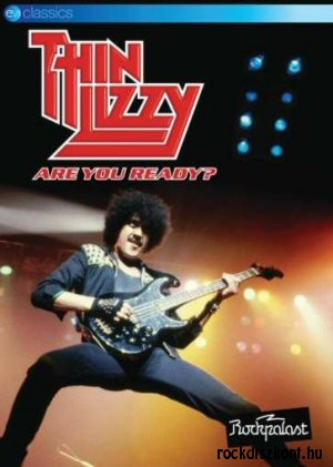 Thin Lizzy - Are You Ready? DVD