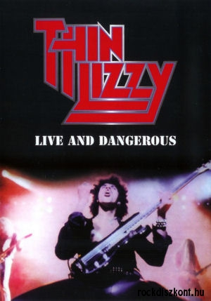 Thin Lizzy - Live and Dangerous DVD + CD