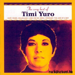 Timi Yuro - The Very Best Of Timi Yuro CD