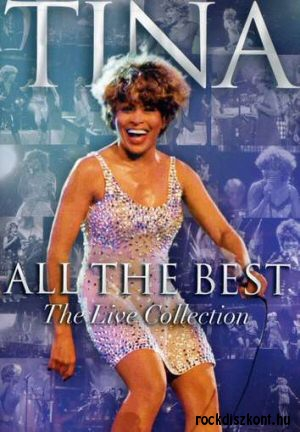 Tina Turner - All The Best - The Live Collection DVD