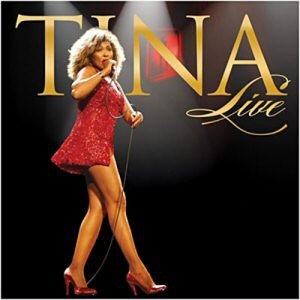 Tina Turner - Tina Live!  CD+DVD