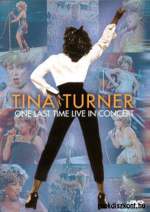 Tina Turner - One Last Time Live in Concert DVD